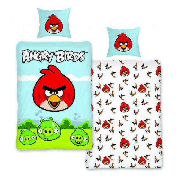 TTP Bavlněné povlečení Angry Birds AB 116