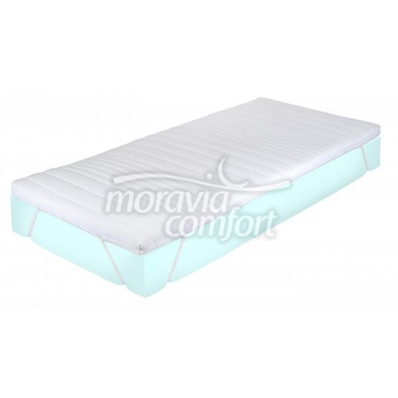 Moravia Comfort Krycí matrace TOPPER PUR 6