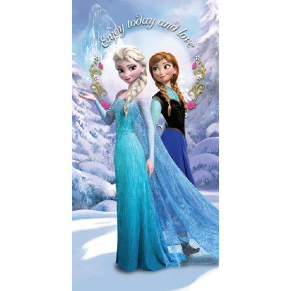 TTP Dětská osuška Frozen