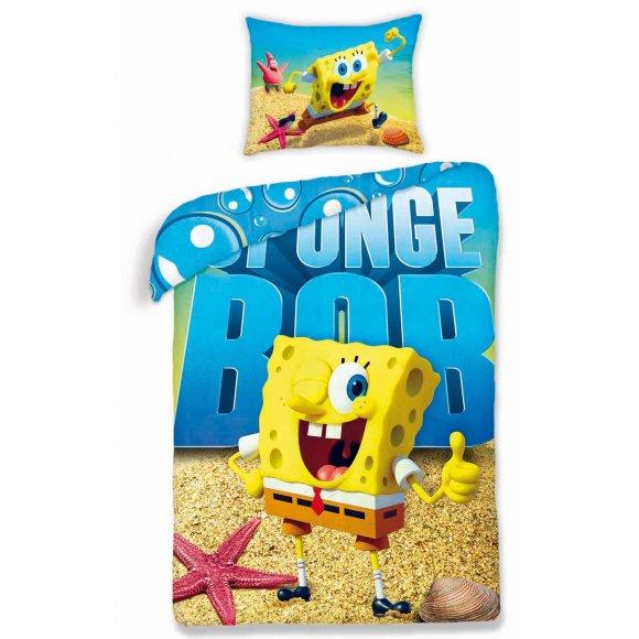 TTP Bavlněné povlečení Spongebob